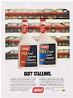 GUMOUT XTRA Fuel Injector Cleaner Carb Cleaner Quit Stalling 1991 AD