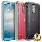 For LG Stylo 3 Poetic Revolution Shockproof Heavy Duty Rugged Case 3 Color