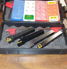 4 PIECE LATHE TOOL HOLDER SHERLINE TAIG LATHE SET 1/2