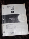 JOHN DEERE 544G 624G 644G LOADER TECHNICAL SERVICE REPAIR MANUAL TM1530 TM 1530