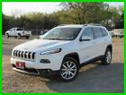 2015 Jeep Cherokee FWD 4dr Limited 2015 FWD 4dr Limited Used 3.2L V6 24V Automatic Front Wheel Drive SUV