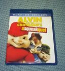 Alvin and the Chipmunks: The Squeakquel (Blu-ray, 2010)