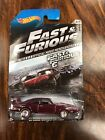 2013 HOT WHEELS FAST AND THE FURIOUS 69 DODGE CHARGER DAYTONA REDLINE WHEELS