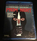 Prom Night 1980 Special Edition Blu ray NEW SEALED Jamie Lee Curtis Synapse