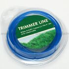 009 TRIMMER LINE 24mm Round Nylon Refill String Grass Weed Cutter BLUE TH09