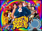 Austin Powers Pinball Alternate Translite (4 background choices!)