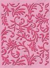 VICTORIA Embossing Folder For Cricut Cuttlebug Die Cut Embossing Machine