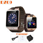DZ09 Bluetooth Smart Watch GSM Phone Mate Sports Wristwatch for iPhone