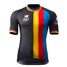 BELGIUM Team Cycling Jersey Retro Road Pro Clothing MTB Short Sleeve Racing Bike