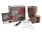 Planters Choice Bonsai Tree Kit w Bonsai Trimmer Complete Kit to Easily St