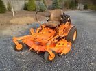 Scag Turf Tiger 61 zero turn commercial lawn mower rider ztr tractor kohler 27