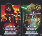 2x 2015 Star Wars TOPPS CHROME PERSPECTIVES Hobby Trading Card Box SEALED!