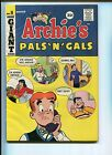 ARCHIES PALS N GALS GIANT 11 75 80 OFF WHITE PAGES 15500 VALUE