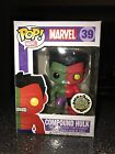 RARE #39 Compound Hulk Toy Anxiety Exclusive Funko POP