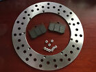 AMERICAN IRONHORSE BRAKE ROTOR RING KIT NEW TEXAS CHOPPER SLAMMER LSC OUTLAW