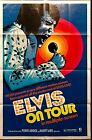ELVIS ON TOUR 1972 Authentic One Sheet Movie Poster ELVIS Presley