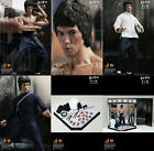 Hot Toys DX04 1 6 Bruce Lee Enter the Dragon Used in Brown Box+ TTM17 Extra Body