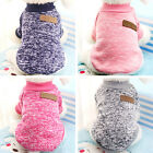 Dog Clothes Winter Coat Jacket Hoodie Sweatshirt Cat Chihuahua Puppy Clothing