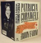 THE BODY FARM Patricia Cornwell SIGNED title page 1st 1st 1994