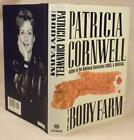 THE BODY FARM Patricia Cornwell SIGNED title page 1st Edition 1st Printing