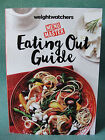 Weight Watchers 2017 SMART Points Diet Menu Master Eating Out Guide Book