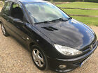 LARGER PHOTOS: Peugeot 206 Sport HDI