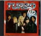 TURBO RED - ST 1991. Ultra Rare Female Fronted AOR Melodic Rock CD HEAT MISSLEAD