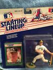 starting lineup Mark McGwire  1989 edition with card