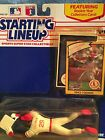 starting lineup Vince Coleman 1990 edition with rookie card