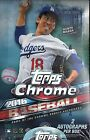 2016 Topps Chrome Factory Sealed Baseball Hobby Box Kris Bryant AUTO ??