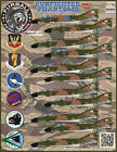 1/48 Furball F-4C/D Gunfighter Phantom Part Two Decals for the Academy Kit