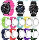 SILICONE Sport BAND STRAP BRACELET For SAMSUNG GEAR S3 FRONTIER WATCH