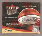 2001 ultra wnba box,lauren jackson rc?cynthia cooper auto,scarce,lots of rookies