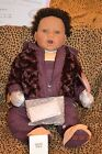 Middleton Doll Keeping Warm by artist Reva Schick in original box with COA