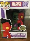 Compound Hulk (Marvel) (Toy Anxiety Exclusive) Funko POP! Vinyl Bobble-Head