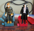 Burger King Wolf Man  Dracula Werewolf and Vampire Toys Universal Monsters 5