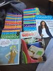 LOT 60 WEIGHT WATCHERS WEEKLY DIET FITNESS TIPS PTS PLUS 11 28 12 4 10 RECIPES