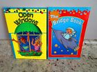 ABEKA First Grade Readers Set of Two Paperback Bridge Book Open Windows