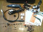QUALITY BLACK AND DECKER WIZAR ROTARY TOOL WITH ROUTER ATTACHMENT + ACCESSORIES