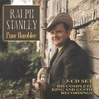 Ralph Stanley Poor Rambler 3 CD NEW sealed