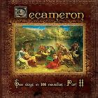 Decameron Ten Days In 100 Novellas-Part Two  4 CD NEW sealed