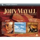 John & Bluesbreakers Mayall Stories & Road Dogs & In The Palace Of The King 3 CD