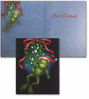 Leanin' Tree #91631 Christmas Cards By Stephanie Stouffer, Lot of 3