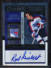 Panini Releases 2010-11 Playoff Contenders Hockey Rookie Short Prints 24