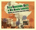 Fela Ransome & His Koola Lobitos Kuti Highlife: Jazz & Afro-Soul 1963-1969  3 CD