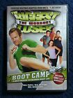 THE BIGGEST LOSER THE WORKOUT BOOT CAMP FULL SCREEN DVD LEVELS 1 2