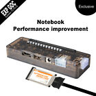 EXP GDC Laptop External PCI E Graphics Card for Beast Expresscard w Cable AC773
