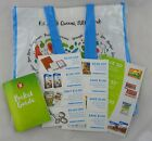 Weight Watchers Shopping Tote Bag Pocket Guide and Coupons a 3190 value