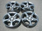 2013 2015 CHEVY CAMARO OEM 20 INCH WHEELS RIMS W CENTER CAPS INCLUDED