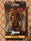 Marvel Legends X-Men Deadpool With BAF VHTF New